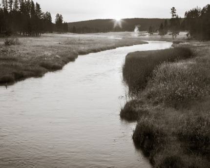 A Moment On the Nez Perce River