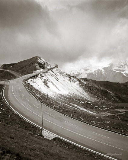 Alpine Climb GrossGlockner Pass