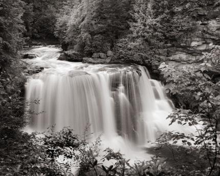 Blackwater Falls at Full Force