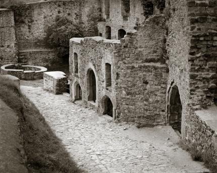Lane to the Well Lichtenberg Castle