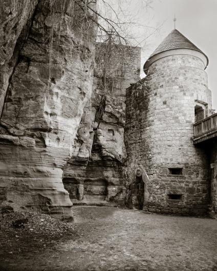 Nanstein Castle Defensive Entry