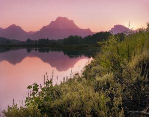 Purple Mountains Majesty Grand Tetons