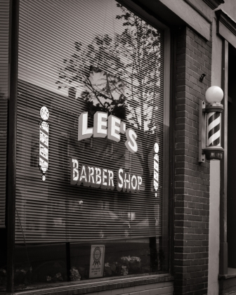 Barber Poles and Morning Light